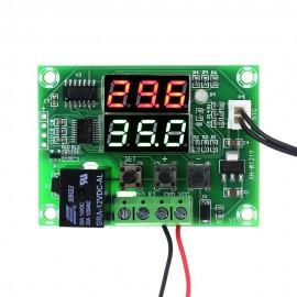 ترموستات ( کنترلر دما) قابل تنظیم و دارای نمایشگر W1219