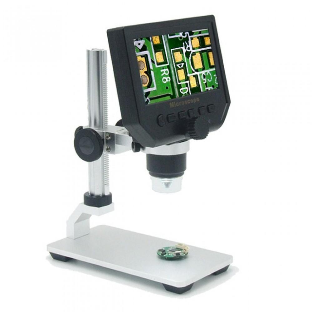میکروسکوپ( لوپ) G600 دارای مانیتور OLED