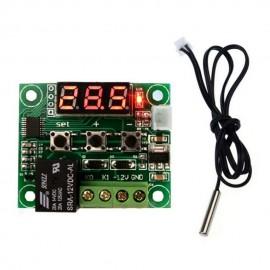 ترموستات ( کنترلر دما) قابل تنظیم و دارای نمایشگر W1209