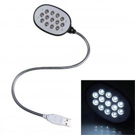 چراغ مطالعه USB 15 LED