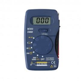 مولتی متر دیجیتال جیبی M300